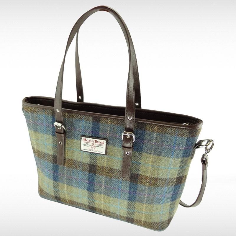 Harris Tweed Spey Tote Bag
