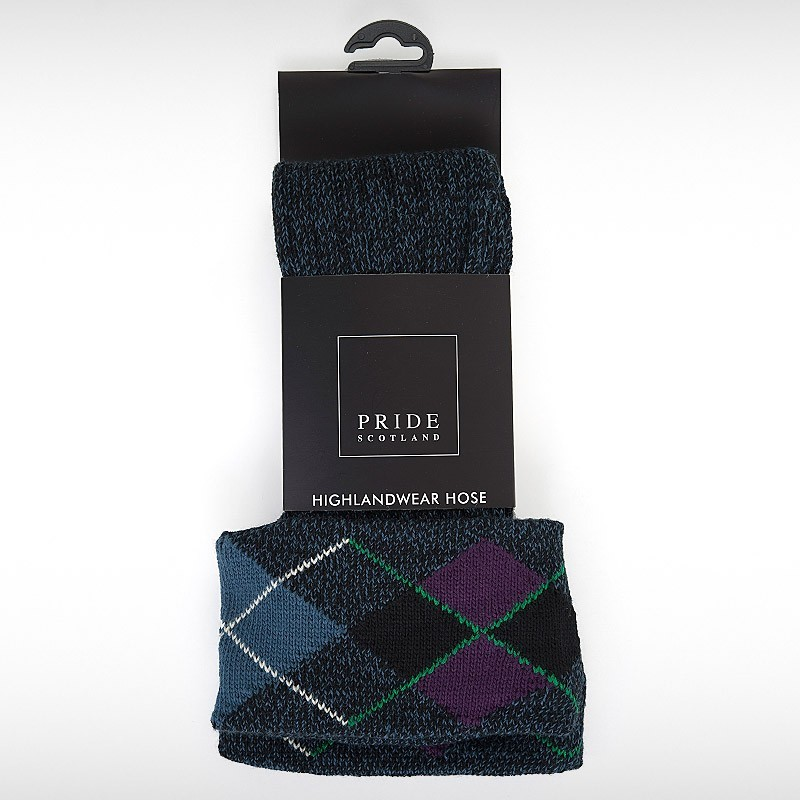 Ancient Pride Tartan Top Hose