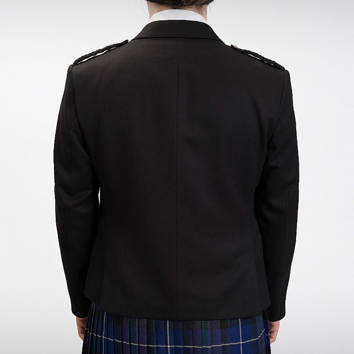 Black Magee Crail Jacket