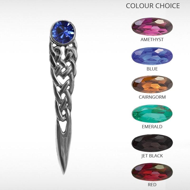 Celtic Kilt Pin
