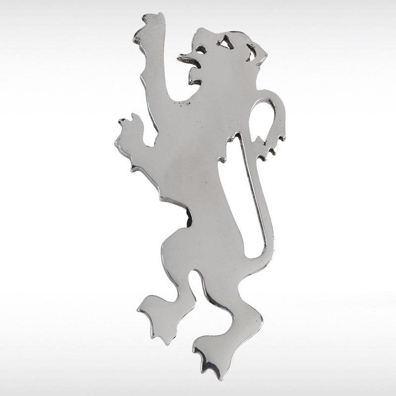 Lion Rampant Kilt Pin