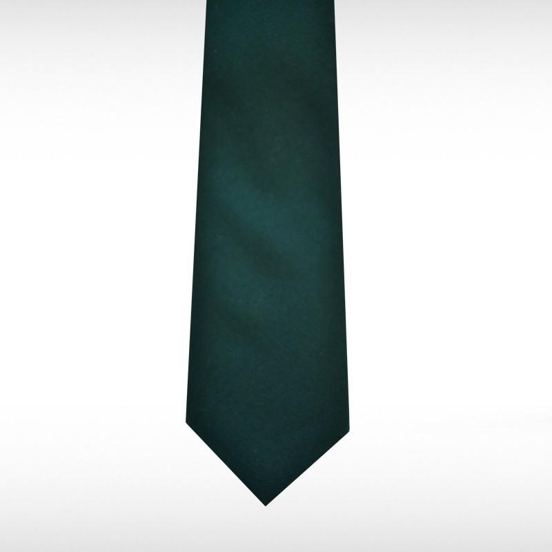 Bottle Green Tie