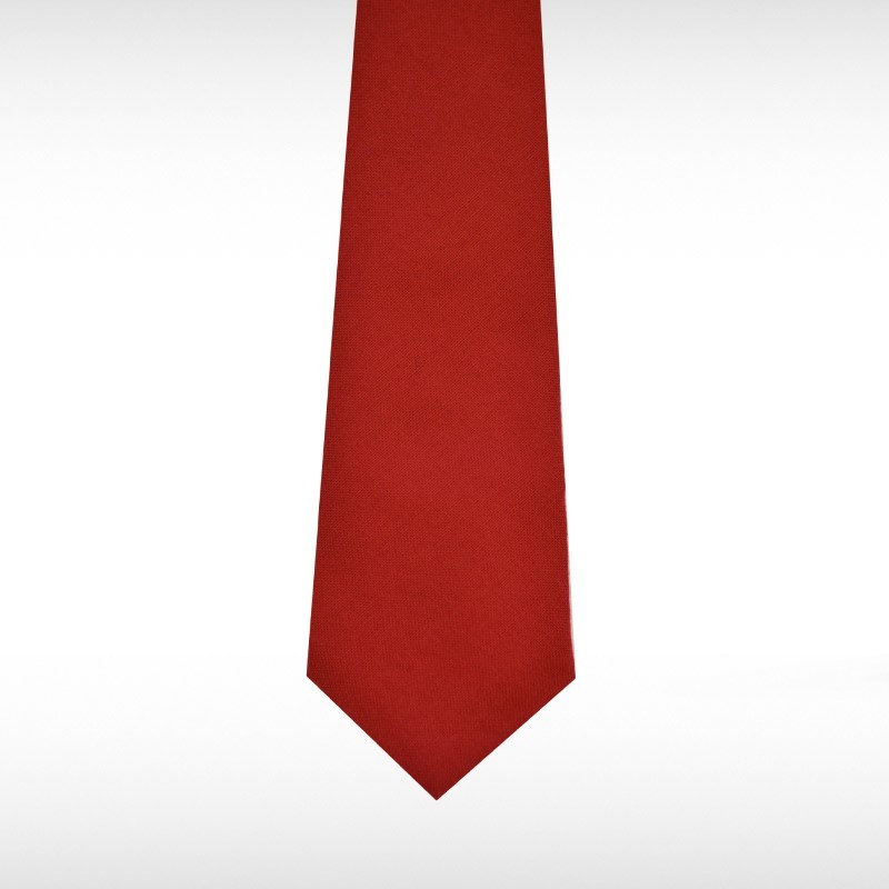 Weathered Red Tie