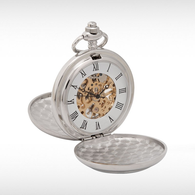 Four Thistle Pocket Watch