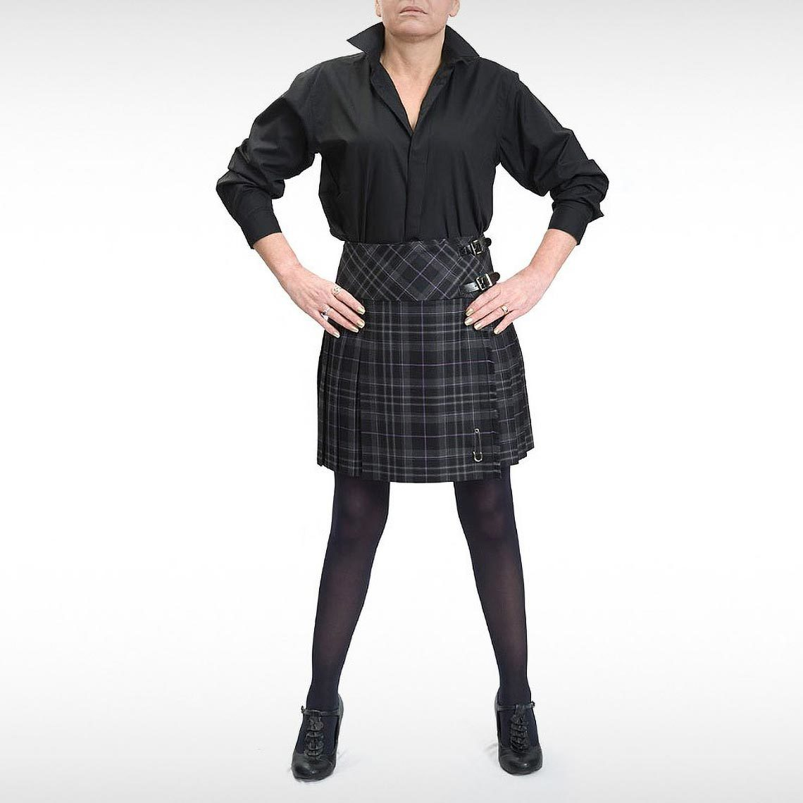 Platinum Pride Mini Kilt