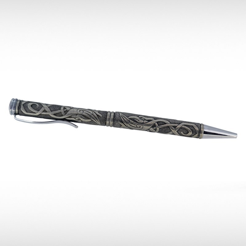 Pewter Celtic Pen