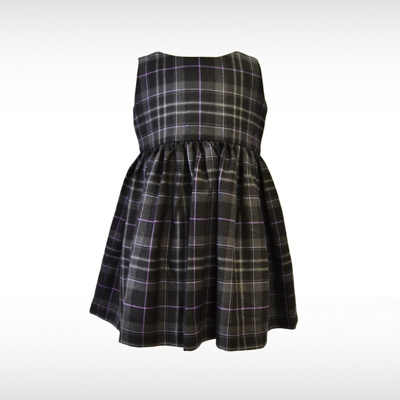 Platinum Pride Tartan Dress