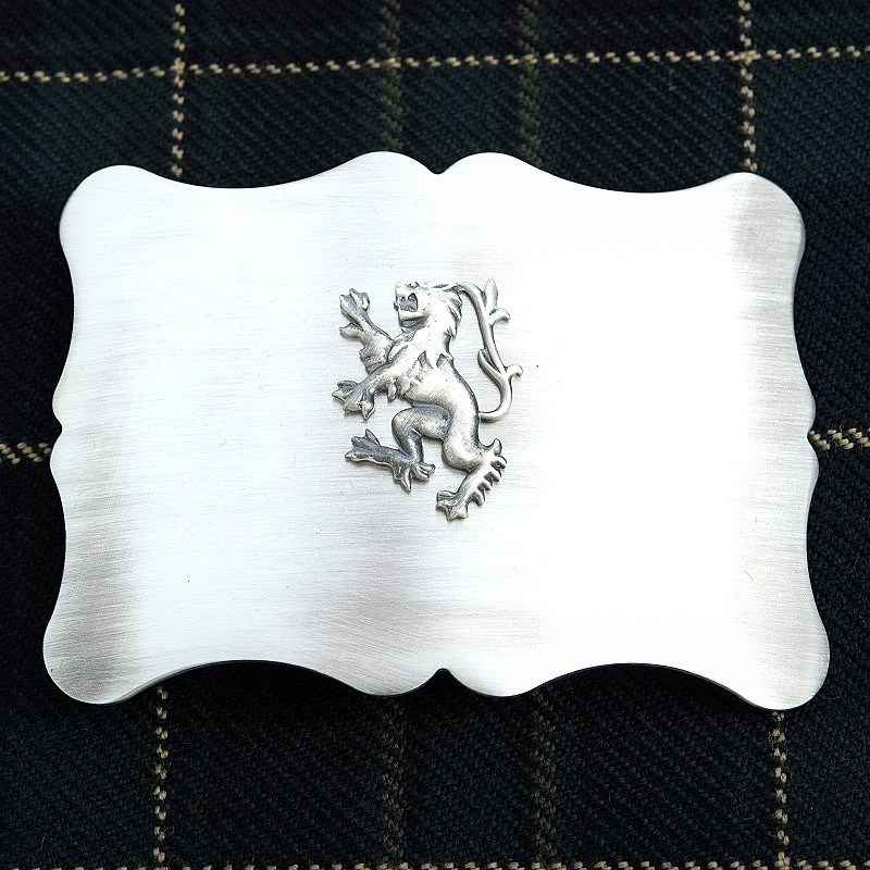 Antique Pride Belt Buckle