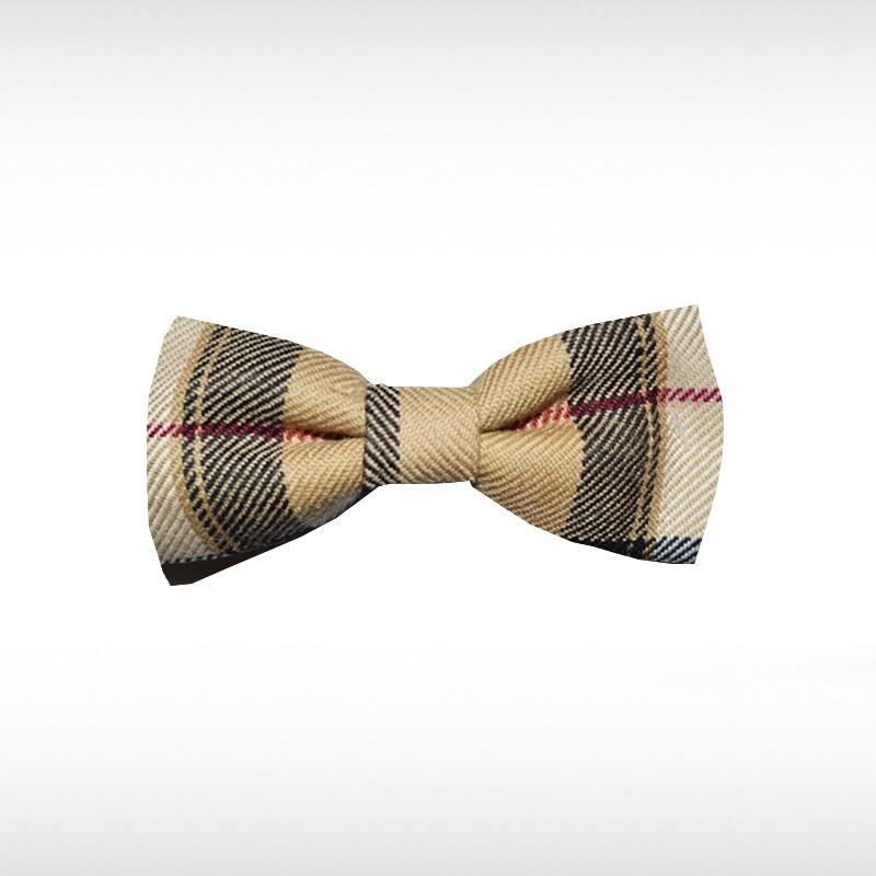 Gold Pride Bow Tie