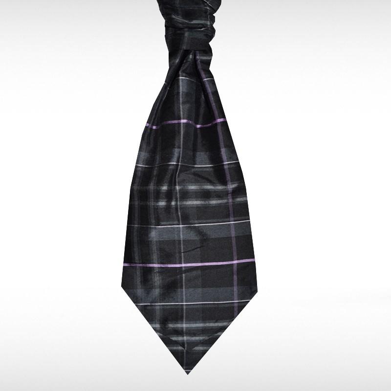 Platinum Pride Cravat