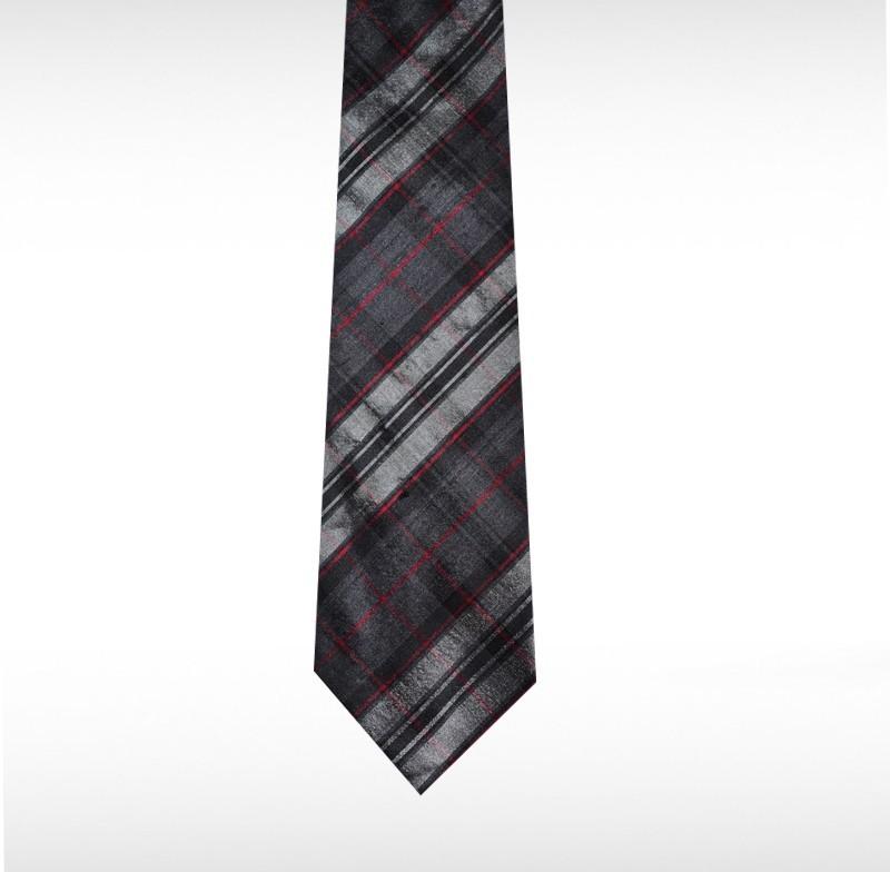 Silver Pride Tie
