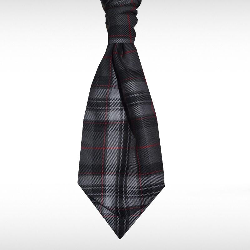 Silver Pride Cravat