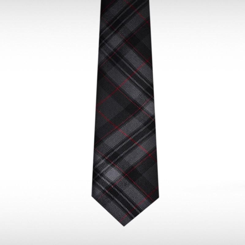 Silver Pride Boys Tie