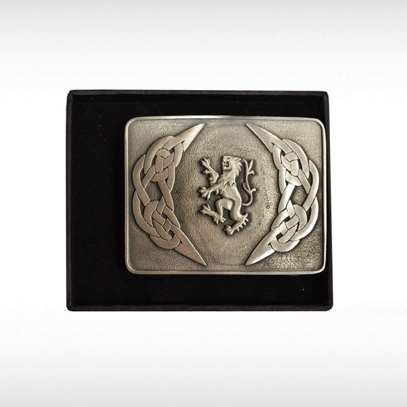 Celtic Pride Belt Buckle