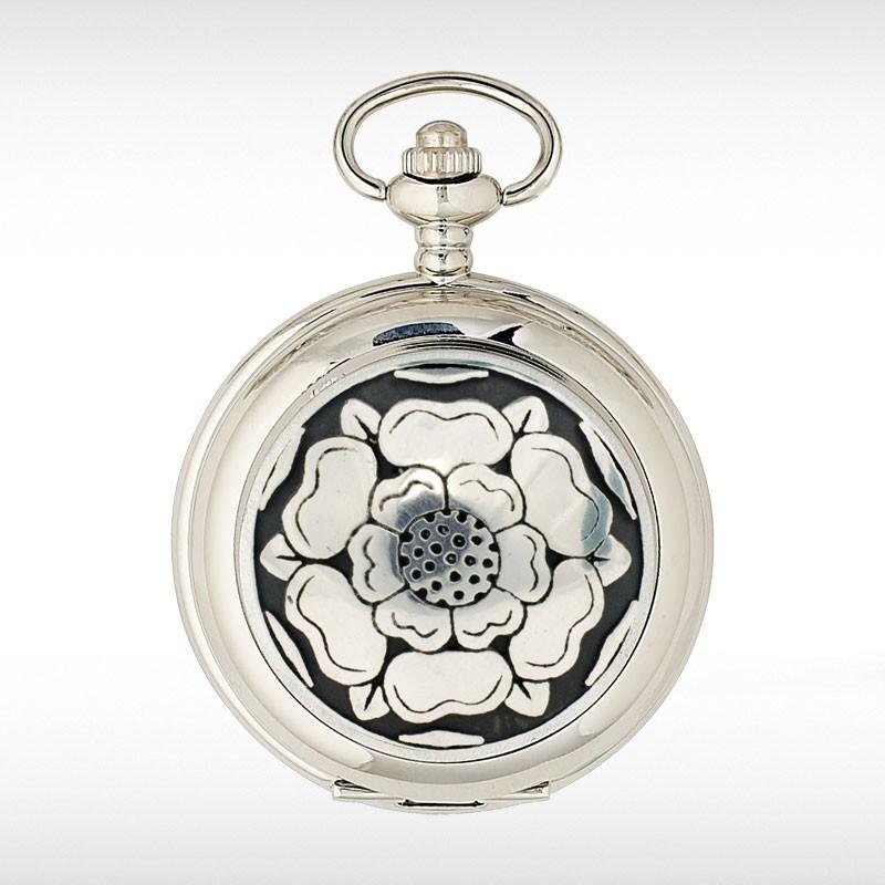 Rose Pocket Watch
