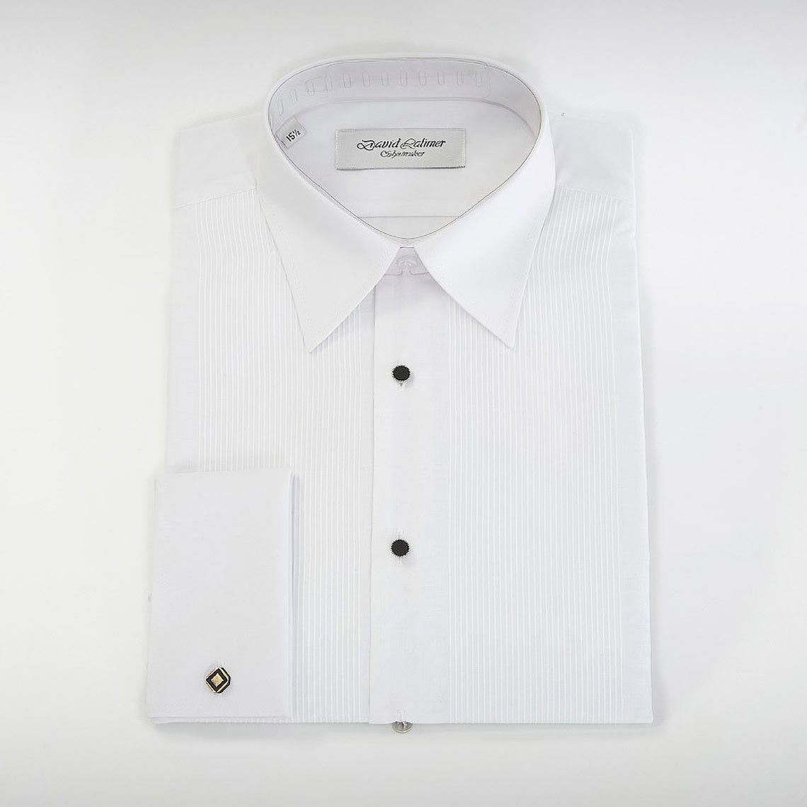 White Wing Tip Shirt