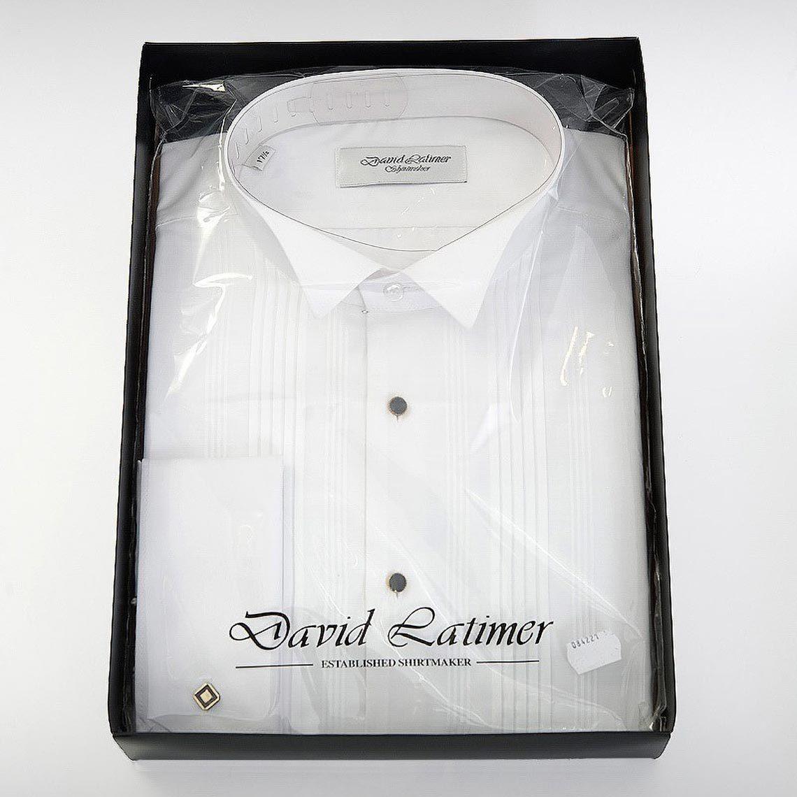White Wing Tip Shirt