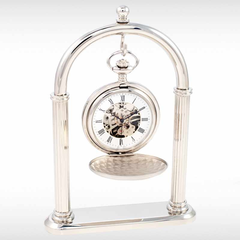 Woodford Classical Pocket Watch Arch