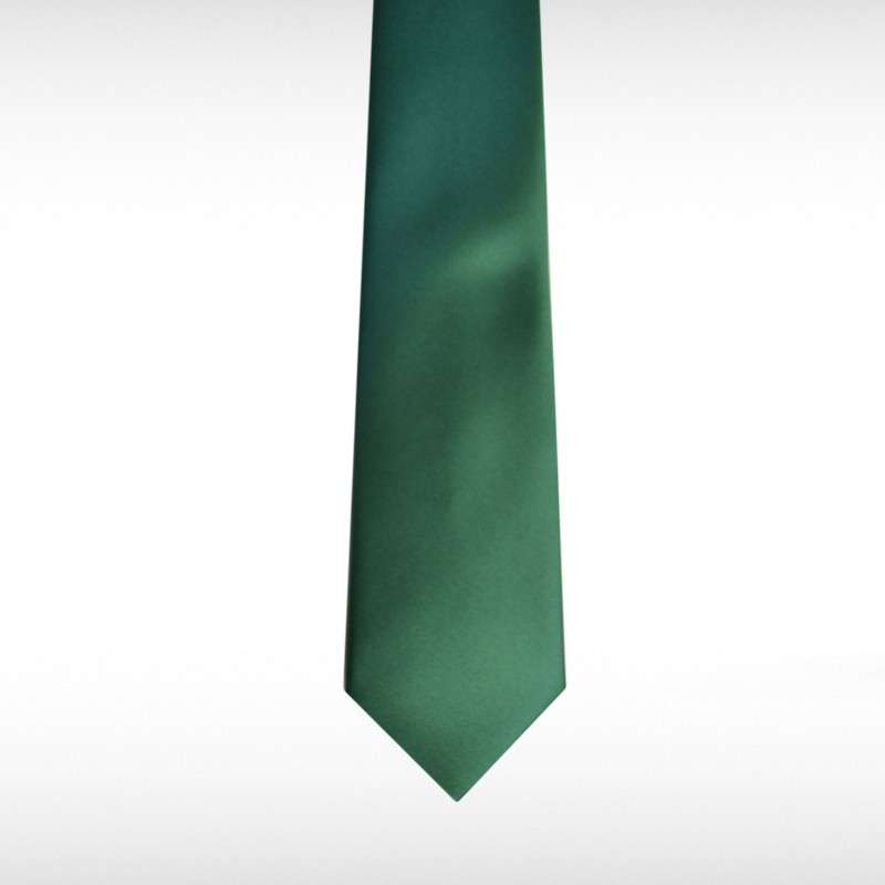 Ancient Green Straight Tie