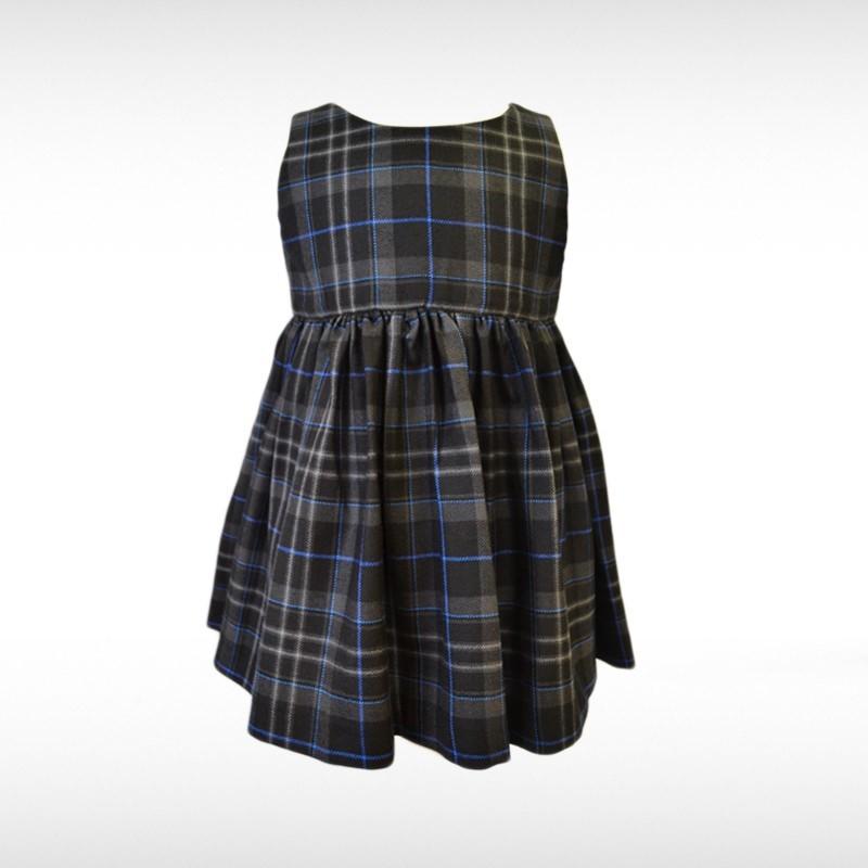 Royal Pride Tartan Dress