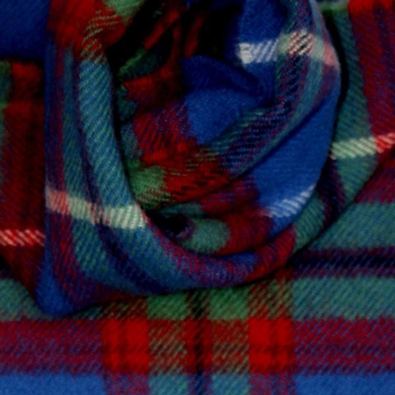 Edinburgh Tartan Scarf