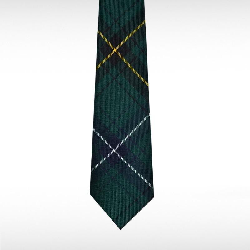 Henderson Modern Tartan Tie