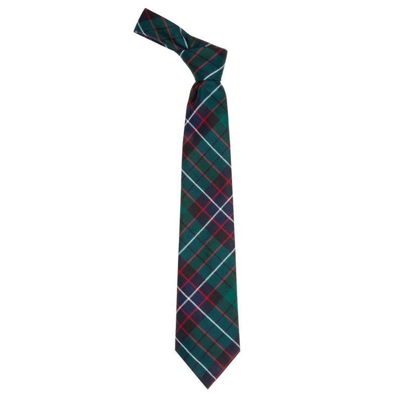 Hunter Modern Tartan Tie