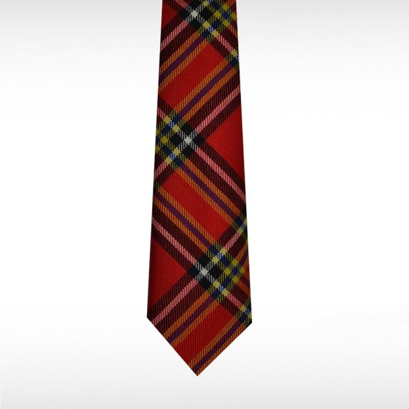 Inverness Modern Tartan Tie