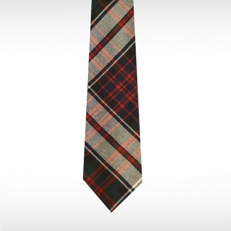 MacDonald Dress Modern Tartan Tie
