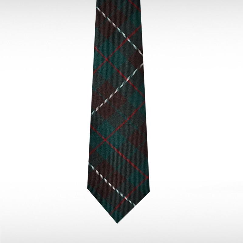 MacKinnon Hunting Modern Tartan Tie