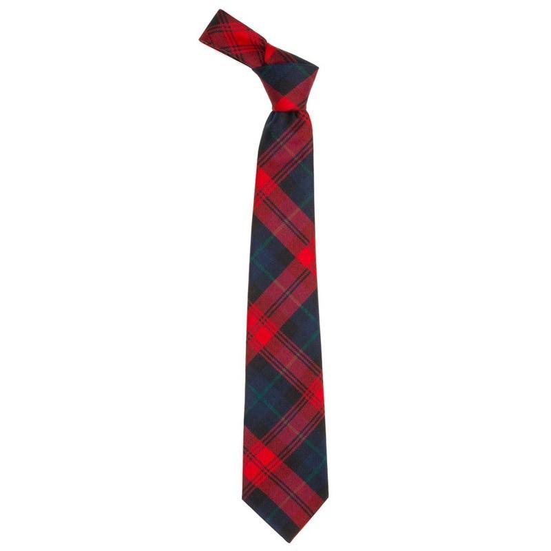 MacLachlan Modern Tartan Tie