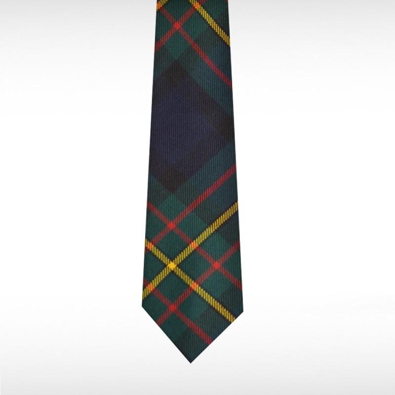 MacLaren Modern Tartan Tie