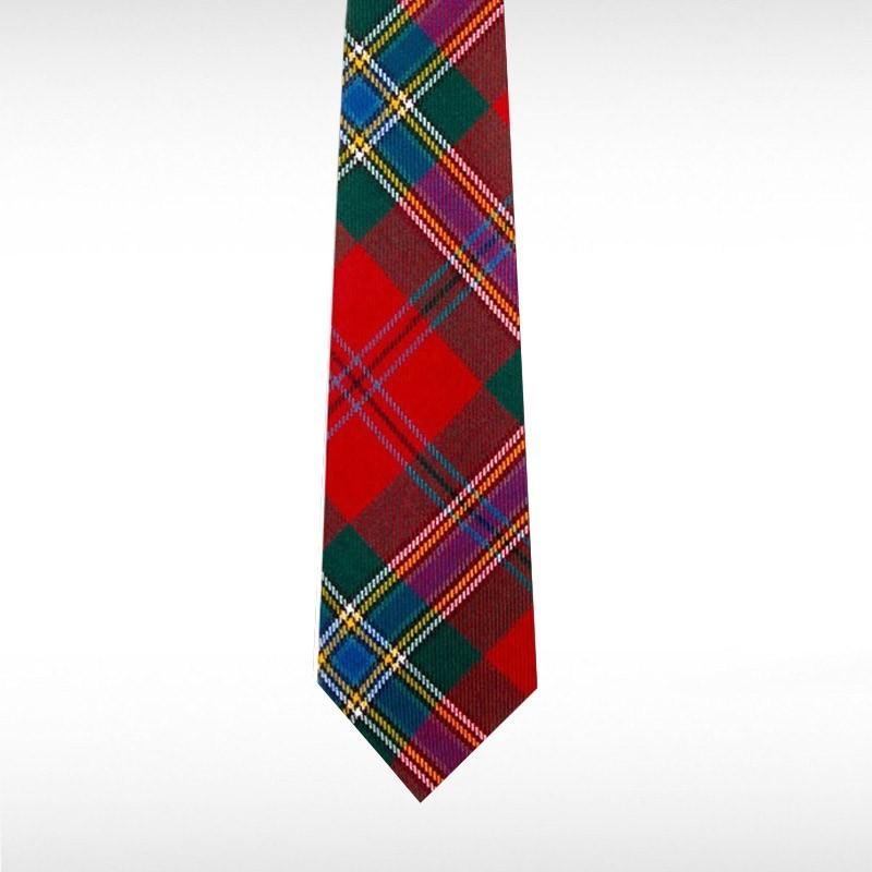 MacLean of Duart Modern Tartan Tie