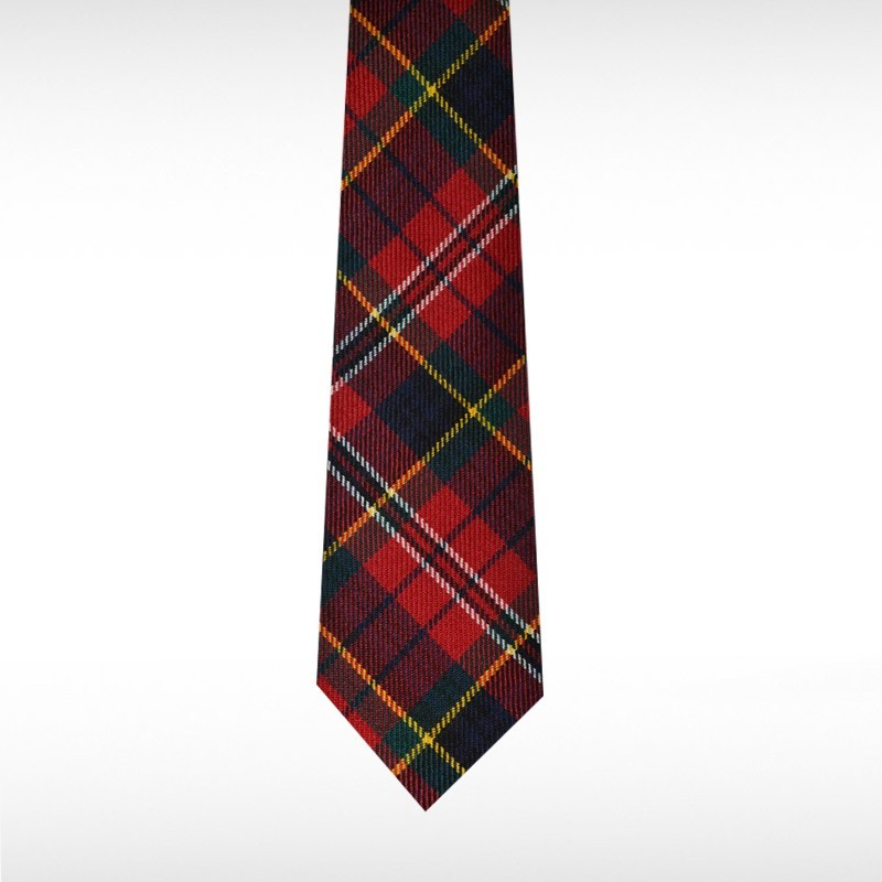MacPherson Modern Tartan Tie