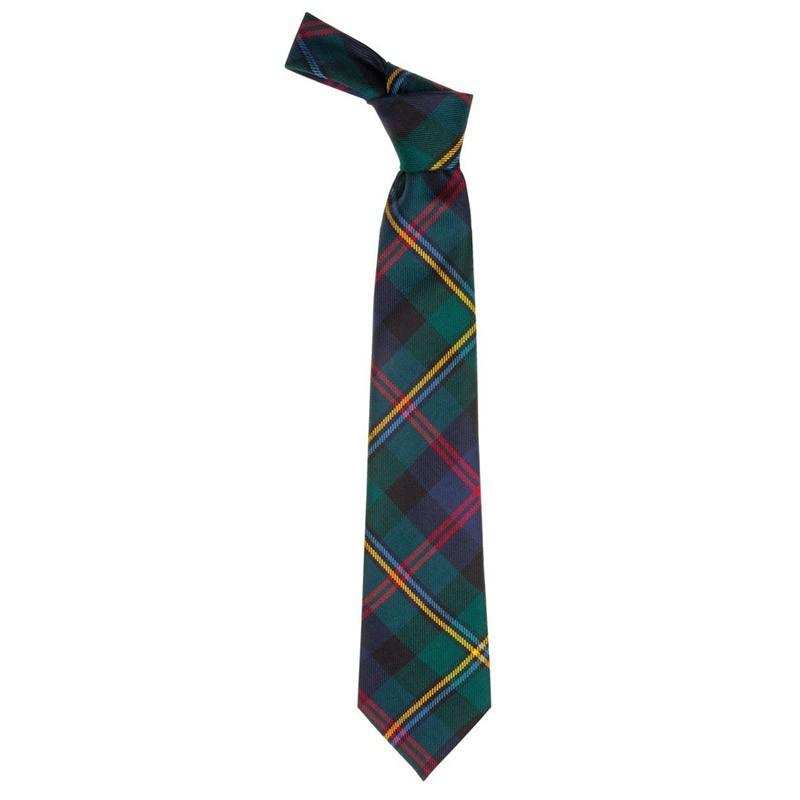 Malcolm Modern Tartan Tie