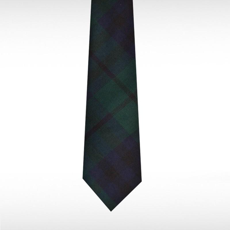 Marshall Modern Tartan Tie