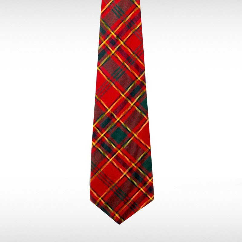 Munro Modern Tartan Tie