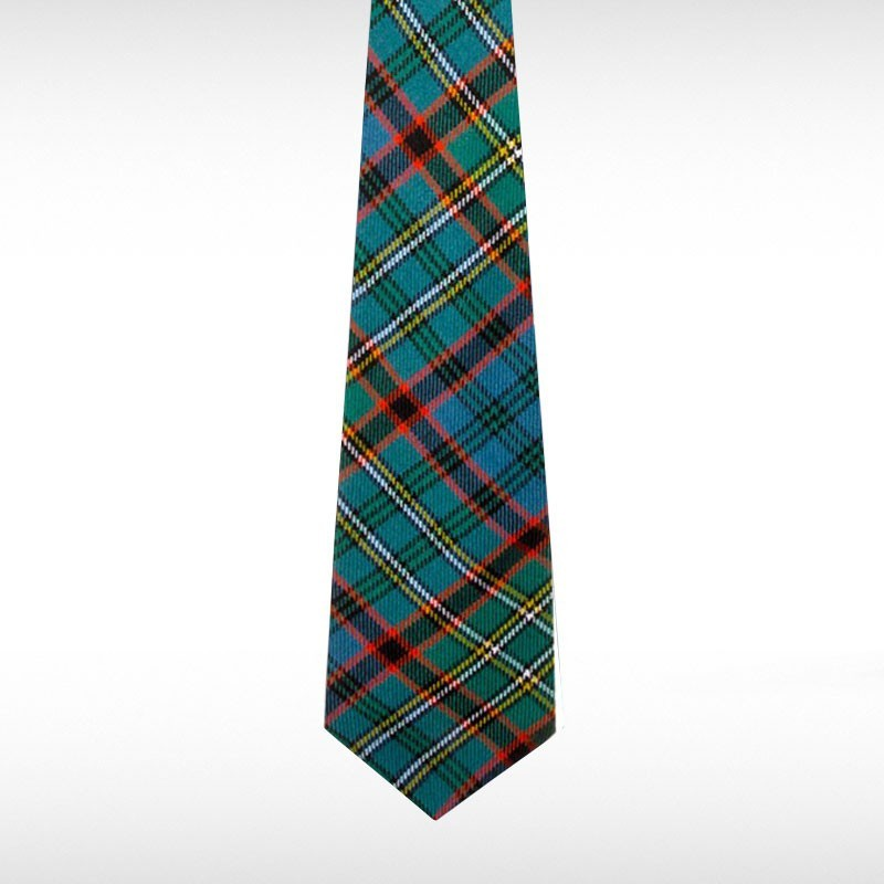 Nicolson Hunting Ancient Tartan Tie