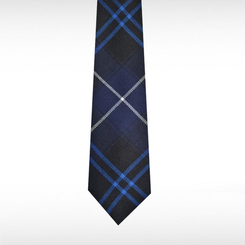 Patriot Modern Tartan Wool Tie