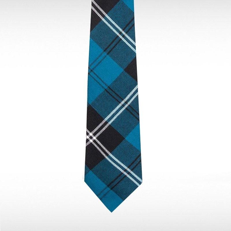 Ramsay Blue Tartan Tie