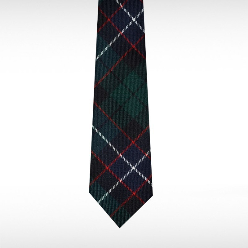 Russell Modern Tartan Tie
