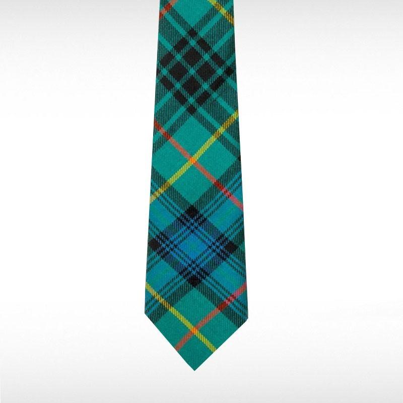 Stewart Hunting Ancient Tartan Tie