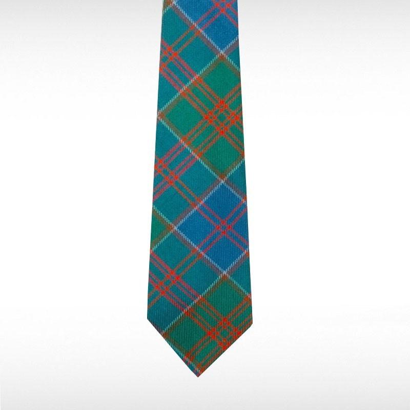 Stewart of Appin Hunting Ancient Tartan Tie