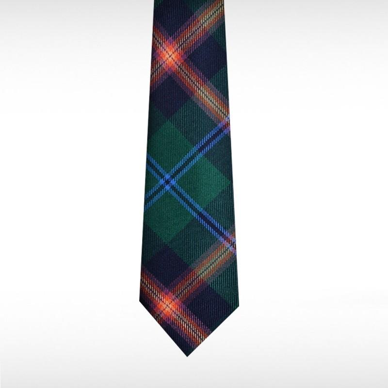 Young Modern Tartan Tie