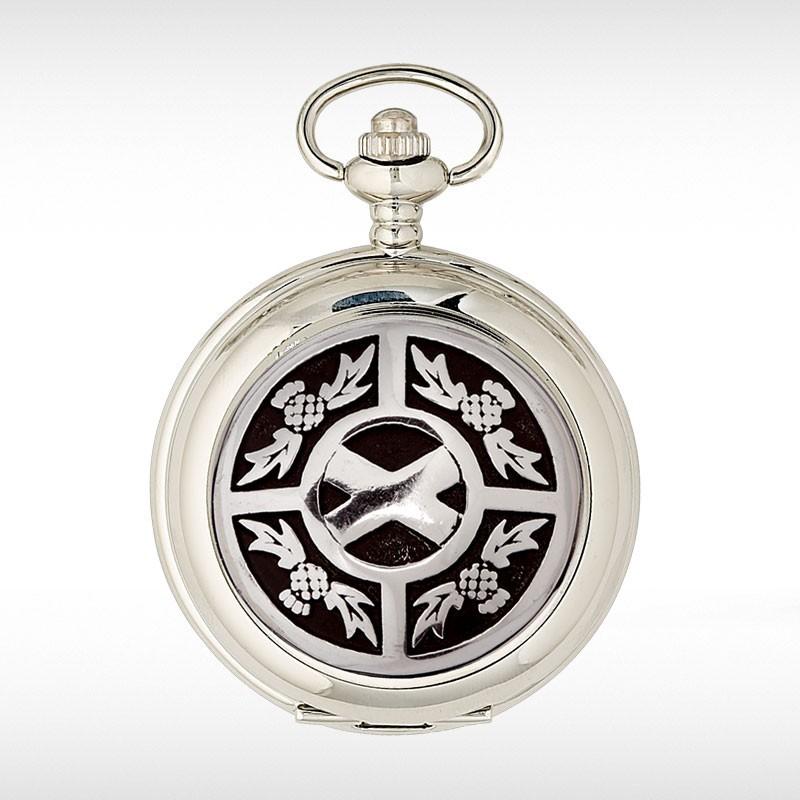 Saltire Pocket Watch