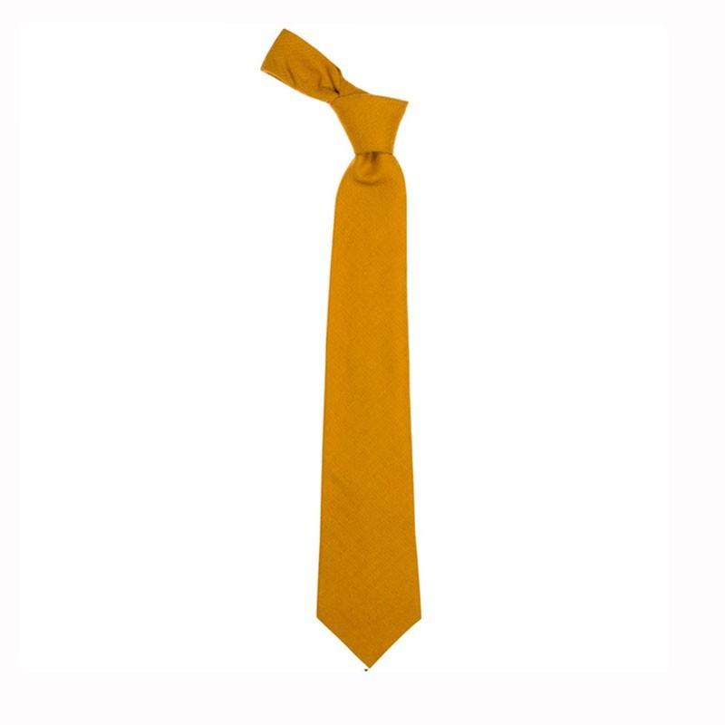 Mustard Yellow Tie