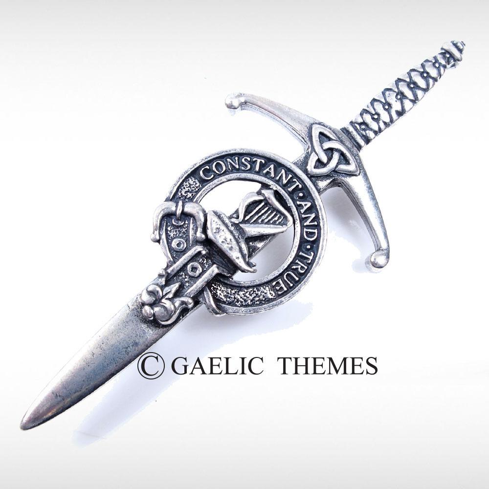 Clan Kilt Pin