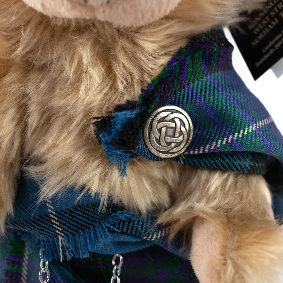 Pride Bear Highlander
