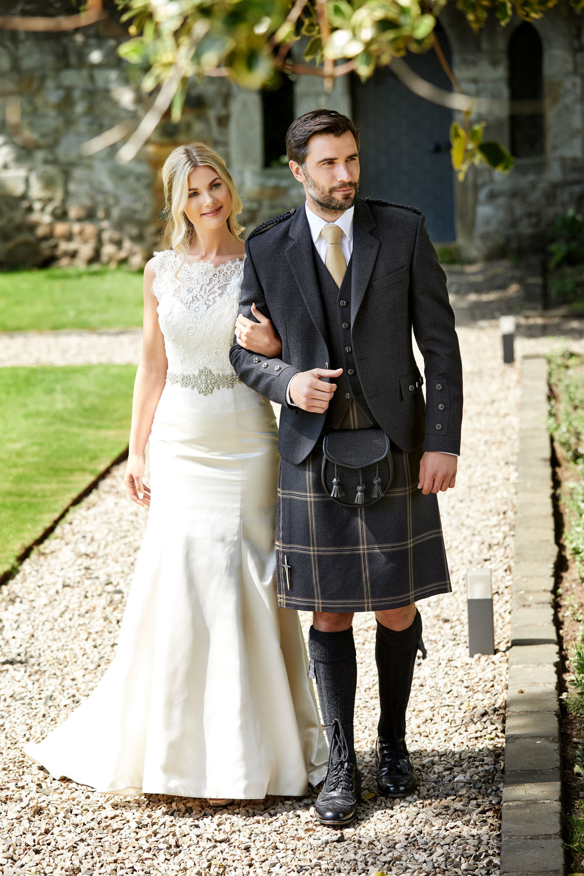 Wedding kilt packages