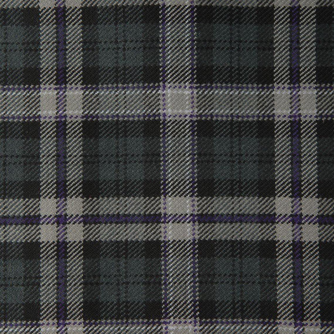 Black Scottish National Kilt